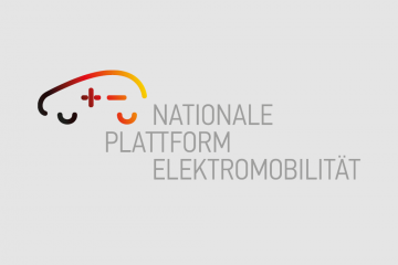 Logo Nationale Plattform Elektromobilität