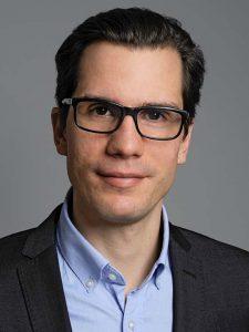 Portrait Steffen Steglich, acatech