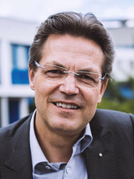 Portrait of Frank Muecklich