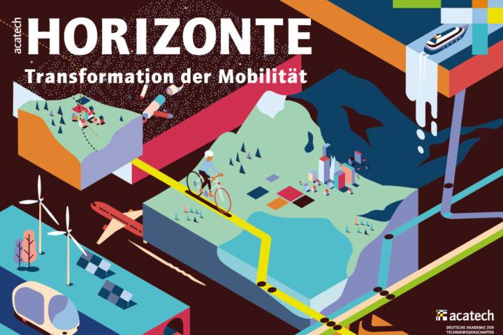 acatech HORIZONS mobility publication header