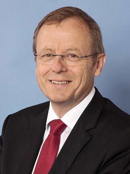 Jan Wörner, acatech Präsident